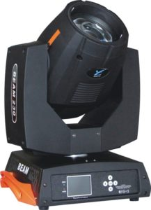 Moving Head For Rent