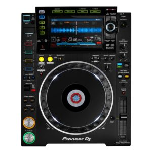 Dj controller for rent